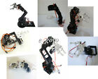 2/3/4/5/6 DOF Mechanical Arm Steering Gear Bracket Mechanical Claw for Robotic