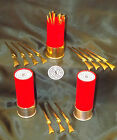 Miniature gun peg/position finders for shooting, hunting and country people