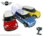 1:14 Licensed Mini Cooper S Electric RC Radio Remote Control Car Kids Boys Toys