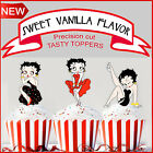 15 Betty Boop Party EDIBLE wafer Cupcake Cake Toppers Standup PRECUT Cup Cake $12.95 AUD