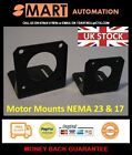 Nema 23 & 17 Motor Mounts CNC, 3D Printing, Robotics & Linear Stage B
