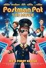 Postman Pat The Movie Wall Art Print Poster Home Room Kids Decoration