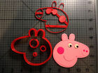 Peppa Pig - Peppa Cookie Cutter Set