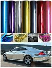 Mirror Chrome Vehicle Wrap Vinyl Sticker  Vinyl Film for car sticker Air Free
