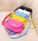 Lady's Messenger Bag PU Leather Crossbody Satchel Shoulder Handbag HOT Fashion