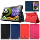 """Foldable PU Leather Case Stand Cover for 8"""" Inch Lenovo Tab 3 Tab2 A8-50F Tablet"""