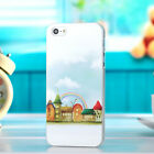 New Paint Various Flower & Romance Pattern Case Cover For Apple iPhone 4 4S 5 5S