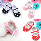 Baby Girl Shoes Soft Sole Cloth Bottom Infant Skidproof Prewalker Toddler Autumn