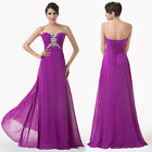 Homecoming Prom Ball Gown Wedding Evening Formal Bridesmaid Cocktail Party Dress