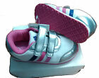 Adidas Infant Kids Shoes Trainers Shoe White/Silver/Pink (B-Grade)