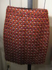MISSES AUTUMN TWEED JUDY SKIRT KATE SPADE BASIC GEOMETRY 00 4 $398