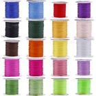 Candy Colors 50Meter 0.8mm Crystal Stretchy Elastic Threads Cords Wire DIY Craft