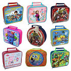 Disney & Kids TV Characters Insulated School Lunch Bag Lunch Bag Brand New Gift