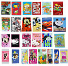 Official Kids Disney Characters Towels Childrens Beach Bath Towel New