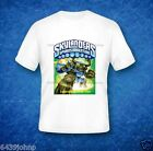 LEGENDARY SKYLANDERS CHARACTERS NOW WITH  UPGRADED GRAPHICS T SHIRT