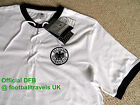 "SMALL 35-37"" OFFICIAL GERMANY DFB RETRO Shirt Jersey Football Soccer Deutschland"