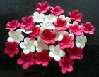 Mix Sugar Edible Blossom Flowers-Cake / Cupcake Toppers / Decorations
