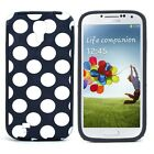 Polka Dot Phone Case Cover High Quality Plastic for Samsung Galaxy S4 S 4