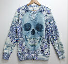 Diamond Skull Tide 3D Printed Sweater For Women Men Sweatshirts Tops Long Sleeve