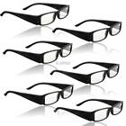 practical led reading multi eyeglasses spectacle diopter magnifier light up