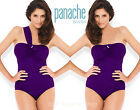 PANACHE Sophia Bandeau Swimsuit Can be Worn Strapless NEW 10 12 14 16 D - G - AU