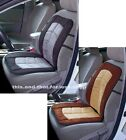NEW Memory Foam Microsuede Auto Car Seat Cushions