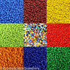 1 KG Opaque Seed Beads 11/0 For Dress Making Card Making Embroidery/Cross Stitch