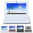 "Slim Mini 10.1"" Android 4.2 1GB 8GB DUAL CORE Notebook Netbook Laptop Camera HOT"
