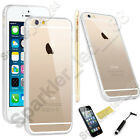 For Apple iPhone 6 Case Slim Transparent Crystal Clear Hard TPU Back Cover on Rummage