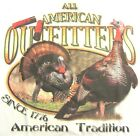 NEW Mens American Outfitters Turkey Hunting Sweatshirt Thanksgiving M L XL 2X 3X