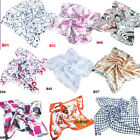 BE Fashion lady women's KOREA FLOWER wrap head neck scarf Soft Scarves b01-10