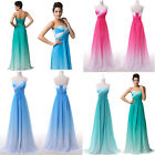 New Long Prom dress Ball Gowns Masquerade Bridesmaid Formal Evening maxi dresses