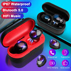 Bluetooth Earbuds Headset For Earpods iPhone Android Samsung Wireless Earphones