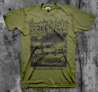 INSECT WARFARE 'Evolved' Colored T Shirt (Nasum Phobia Napalm)