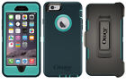 OtterBox jade Defender heavy duty tough Case Cover/bump shock for iPhone 6 4.7""