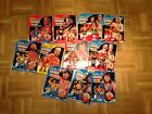 HASBRO MOC US Card lot ULTIMATE WARRIOR SNAKE BORGA butterfly hook  wwf wwe ua