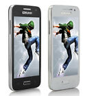 "New 4.0"" GSM Cell Phone Unlocked Touch Screen TV WiFi Dual Sim AT"