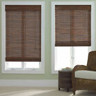 Bamboo Roman Shade - Five Colors - Free Shipping