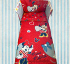 NEW - Disney Minnie Mouse RED BEDDING SET - all sizes available