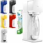 Soda Stream Play White Home Soft Fizzy Bubble Sparkling Drinks Maker SodaStream