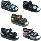 Boys sandals shoes trainers infants kids slippers size 3 3.5 4 5 5.5 6 7 7.5 8 9