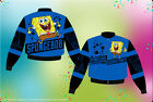 2014 Spongebob Dig It Kids Black Twill Character Jacket  by JH Design Size 2T-3T