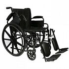 Compass Health Wheelchair,  3 Wheelchair Widths,  Mutible Leg Rigging Options!