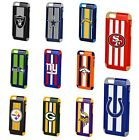 for iPhone 6 6S NFL Football Sport Team Logo Hybrid Rubber Design License Case $10.95 USD on eBay