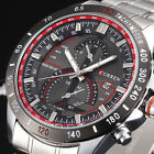 Curren Mens Date Sport Military Army Style Quartz Stainless Steel Wrist Watch FI