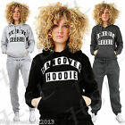 New Womens Hangover Hoodies Print Long Sleeve  Ladies Top Sweatshirt Size 8-14