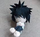 Death Note Plush Soft Toys - L, Ryuk