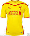 WARRIOR LIVERPOOL AWAY SHIRT 2014/15 MENS 100% AUTHENTIC
