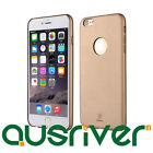 Baseus 1mm Ultra-thin Plastic Coating Leather Cover for Apple iPhone6 plus