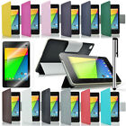 Smart PU Leather Stand Case Cover + Stylus + Flim for Google Nexus 7.0 2nd FHD